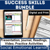 SEL Success Skills Full Unit Bundle | Distance Learning