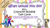 SEL Task Cards- 94 task cards support Positive Social skil