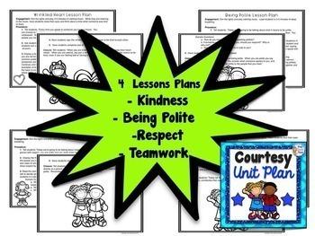 Social Skills Lesson Plans