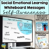 Social Emotional Learning Daily Prompts for Self-Awareness