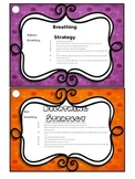 SEL task cards, morning meeting, brain breaks, opening closing activities