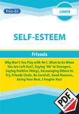 SELF-ESTEEM - FRIENDS UNIT (LOWER)