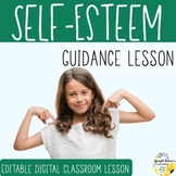 SELF-ESTEEM PowerPoint Guidance Lesson Counseling Lessons Activities and Videos