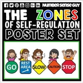 SELF REGULATION POSTER SET