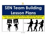 Special Education Team Building Lesson Plans