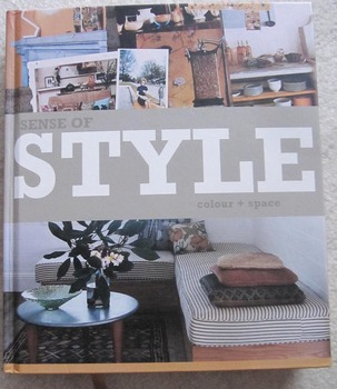 SENSE OF STYLE Colour + Space Interior Design Book Shannon Fricke INCL SHIP