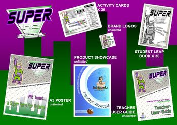 SENTENCE CONSTRUCTION- SUPER inc. Activity Pack