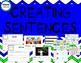 SENTENCES--- Build, Create, and Write BUNDLE (SPED/AUTISM/