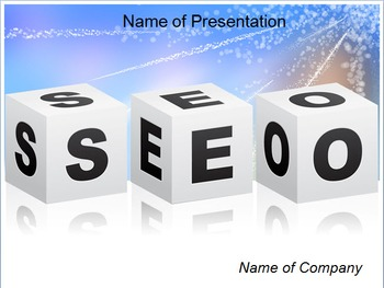 SEO PPT Template