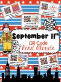 SEPTEMBER 11   9/11  Read Alouds  Listening Center ** QR Codes