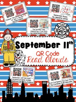 SEPTEMBER 11 | 9/11  Read Alouds  Listening Center ** QR Codes