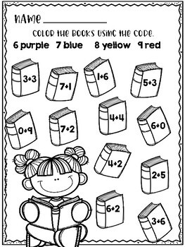 SEPTEMBER Perfect Practice for Addition