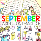 Addition Worksheets Color