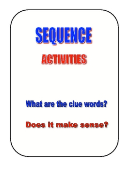 SEQUENCE PACKET