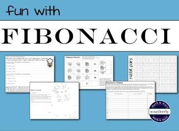 SEQUENCES artihmetic and geometric -  with Fibonacci