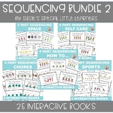 SEQUENCING ACTIVITIES BUNDLE FOR SPECIAL ED & SPEECH THERAPY