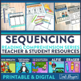 SEQUENCING BUNDLE read aloud lessons and activities