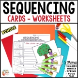 SEQUENCING stories with pictures - bundle
