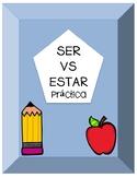 SER VS ESTAR PRACTICE