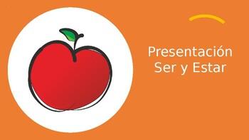 SER vs ESTAR interactive presentation in PowerPoint
