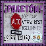 SER y ESTAR Unpacking Conjugations Paso a Paso