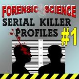 SERIAL KILLER PROFILES BUNDLE #1 (11 articles /worksheets)
