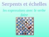 SERPENTS ET ÉCHELLES - Snakes and Ladders