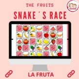 SERPIENTES Y ESCALERAS: LA FRUTA (Snake and Ladders: The Fruit)