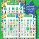 SESAME STREET 5x5 Bingo