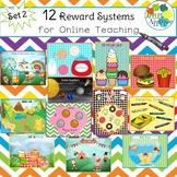 Reward Systems for Online Teaching (VIPKID) SET 2