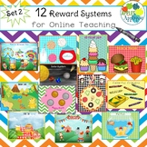 Rewards for Online ESL Teaching SET 2