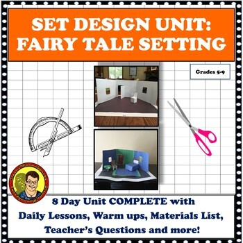 SET DESIGN UNIT, INDIVIDUAL AND GROUP PROJECT
