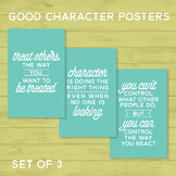 SET OF 3 - Classroom Rules: Instant Download Motivation an