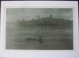 POSTCARD SET JAMES McNEILL WHISTLER 23 cards Nocturne River at Battersea writing