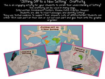 Setting Craftivity