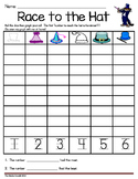 SEUSS BOOK STUDY UNIT * MATH GRAPHING CENTER PACKET