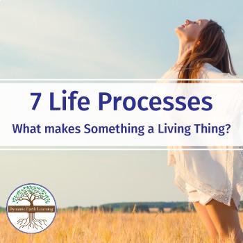SEVEN LIFE PROCESSES: FuseSchool Biology Video Guide
