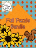 SEVEN PAGE FALL PUZZLE PACK
