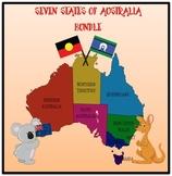 SEVEN STATES OF AUSTRALIA BUNDLE