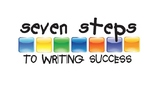 SEVEN STEPS TO WRITING SUCCESS Classroom Display