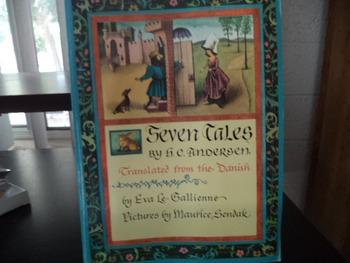 SEVEN TALES              ISBN 0-06-443172-X