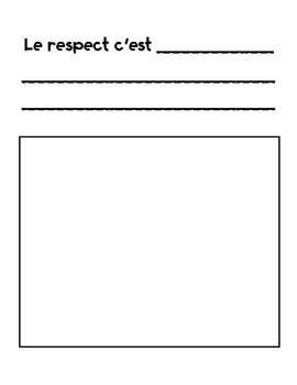 SEVEN TEACHINGS STUDENT SHEETS (en francais)