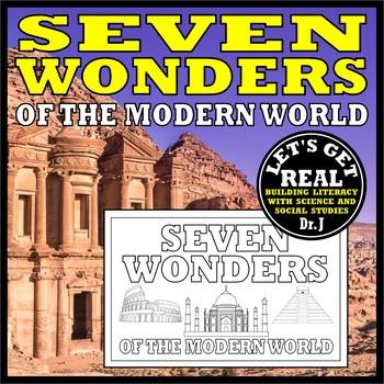SEVEN WONDERS OF THE MODERN WORLD