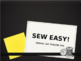SEW EASY Powerpoint