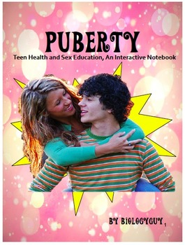 SEX EDUCATION TEEN HEALTH, Activity packet