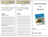 SF Reading Street Grade 4 Coyote School News Comprehension