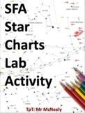 SFA Star Charts Lab Activity