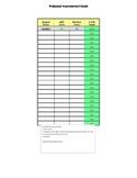 SGO Calculators - Goals, Tracking, and Final Growth