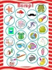 SH All Positions Articulation Bump! File Folder Game