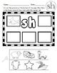 SH/CH Digraph Worksheets Bundle!